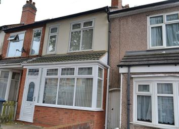 Thumbnail 3 bed terraced house for sale in St. Benedicts Road, Small Heath, Birmingham