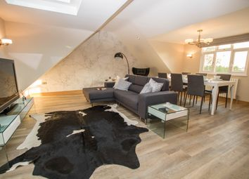 Thumbnail 2 bed flat for sale in Borough Lane, Saffron Walden