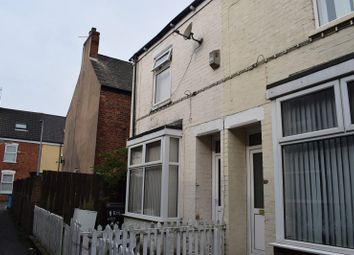 Thumbnail 2 bed end terrace house for sale in Rowland Avenue, Field Street, Hull, East Yorkshire.