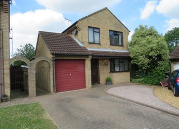 Thumbnail 3 bedroom detached house for sale in Squires Gate, Peterborough