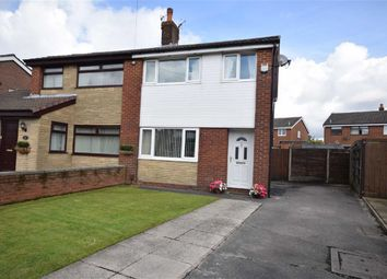 Thumbnail 3 bed semi-detached house for sale in Lowther Crescent, Leyland, Preston, Lancashire