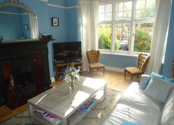 Thumbnail 3 bed terraced house to rent in Tregaron Avenue, Crouch End