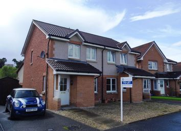 Thumbnail 3 bedroom end terrace house to rent in Kennedy Way, Airth