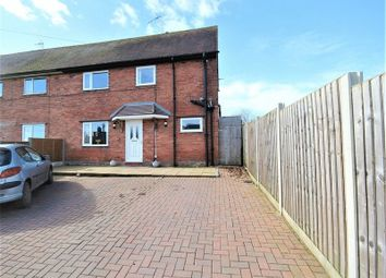 Thumbnail 3 bedroom semi-detached house for sale in Burleydam Road, Ightfield, Whitchurch