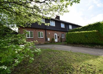 Thumbnail 4 bed semi-detached house for sale in London Road, Wrotham, Kent