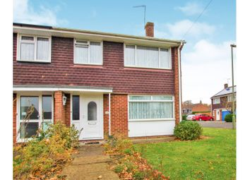 Thumbnail 3 bed semi-detached house for sale in Testbourne Close, Southampton