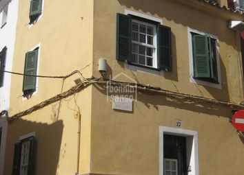 Thumbnail 1 bed town house for sale in Mahon, Mahon, Balearic Islands, Spain