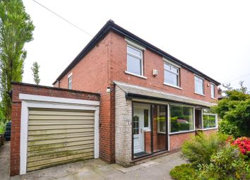 Thumbnail 3 bed semi-detached house for sale in Wigan Lane, Heath Charnock, Chorley