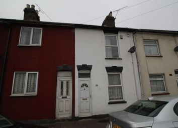 Thumbnail 2 bed detached house to rent in Thorold Road, Chatham