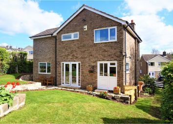Thumbnail 4 bed detached house for sale in Newlay Mount, Horsforth Leeds