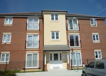 Thumbnail 1 bed flat to rent in Barnham House, Iachino Avenue, Portsmouth