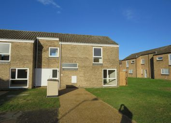 Thumbnail 3 bed end terrace house for sale in Olive Close, Raf Lakenheath, Brandon