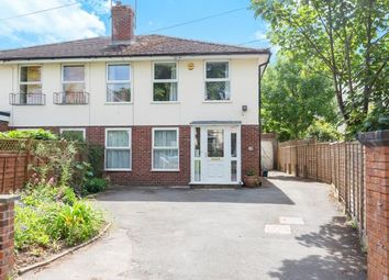 Thumbnail 4 bed semi-detached house for sale in Sydenham Road North, Cheltenham, Gloucestershire