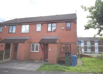Thumbnail 2 bed terraced house for sale in Cambridge Street, Mansfield