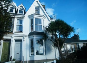 Thumbnail 1 bed flat for sale in Penzance, Cornwall, United Kingdom