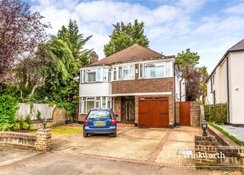 5 bed detached house for sale in Rathgar Close, Finchley, London N3