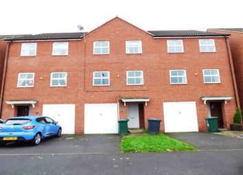 Thumbnail 3 bed terraced house to rent in Welland Road, Hilton, Derby