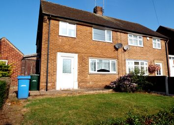 Thumbnail 3 bed semi-detached house to rent in Plantation Hill, Worksop