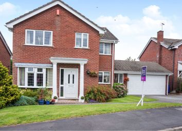 Thumbnail 4 bed detached house for sale in Bransty Grove, Trentham, Stoke-On-Trent