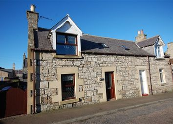Thumbnail 2 bed semi-detached house for sale in Argyle Street, Lossiemouth, Elgin