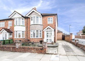Thumbnail 3 bed semi-detached house for sale in Montbelle Road, New Eltham, London