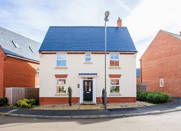 Thumbnail 3 bed detached house for sale in Mayflower Street, Buckingham