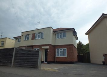 Thumbnail 5 bedroom semi-detached house to rent in London Road, Ealrey, Reading, Berkshire