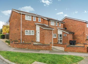 Thumbnail 3 bed semi-detached house for sale in Glenavon Road, Bedford