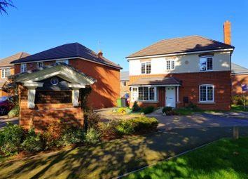 Thumbnail 4 bed detached house for sale in Lucy Baldwin Close, Stourport-On-Severn