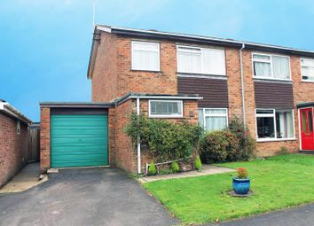 Thumbnail 3 bed semi-detached house for sale in Almond Walk, Hazlemere, High Wycombe