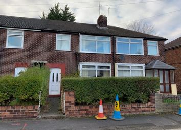 Thumbnail 3 bed terraced house for sale in Charter Avenue, Warrington