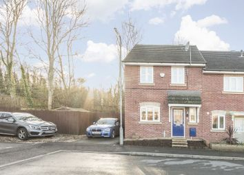 Thumbnail 3 bed end terrace house for sale in Acer Way, Rogerstone, Newport