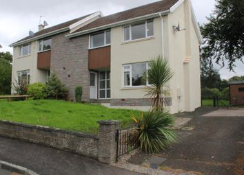 Thumbnail 3 bed detached house to rent in Kilmaron Crescent, Cupar, Fife