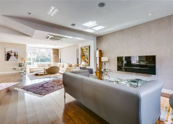 Thumbnail 5 bed end terrace house for sale in Woodsford Square, London
