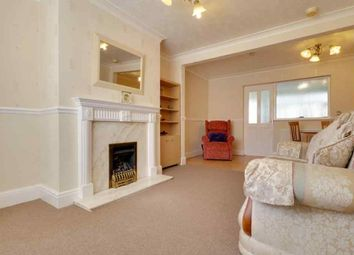 Thumbnail 2 bed terraced house for sale in Foredyke Avenue, Hull