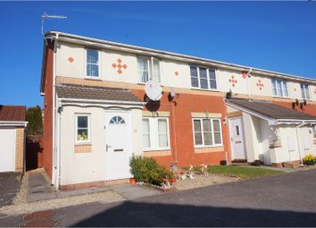 Thumbnail 3 bed end terrace house for sale in Charlotte Court, Swansea