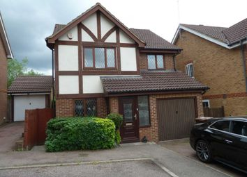 Thumbnail 4 bed detached house to rent in Malden Fields, Bushey
