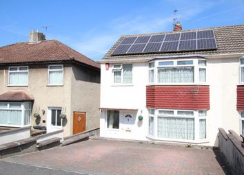 Thumbnail 3 bed semi-detached house to rent in Old Quarry Road, Bristol