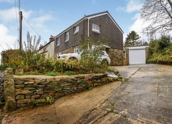 Thumbnail 3 bed detached house for sale in St. Cleer, Liskeard, Cornwall