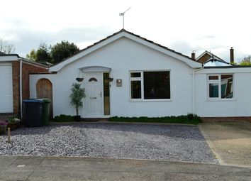 Thumbnail 3 bed detached bungalow for sale in Farley Avenue, Harbury, Leamington Spa