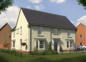 """Thumbnail 5 bed detached house for sale in """"Earlswood"""" at Birmingham Road, Bromsgrove"""