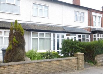 Thumbnail 2 bed terraced house for sale in Hampton Court Road, Harborne, Birmingham