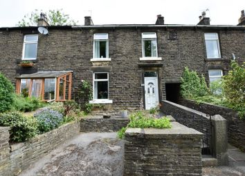 Thumbnail 2 bed terraced house for sale in Stubbins Lane, Chinley, High Peak