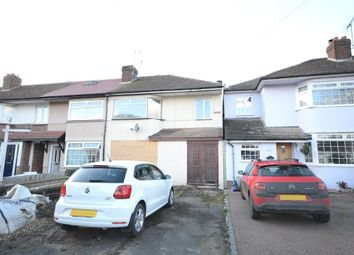 Thumbnail 4 bed end terrace house for sale in Stanhope Road, Burnham, Slough
