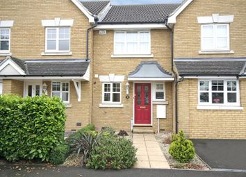 Thumbnail Terraced house to rent in Greenwood Gardens, Shenley, Radlett