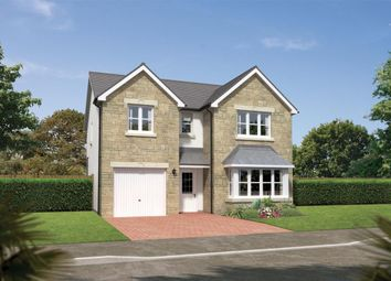 "Thumbnail 4 bed detached house for sale in ""Hampsfield"" at Meikle Earnock Road, Hamilton"