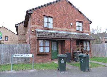 Thumbnail 1 bed end terrace house for sale in Kenwyn Road, Dartford