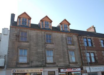 Thumbnail 4 bed flat for sale in Bannatyne Street, Lanark