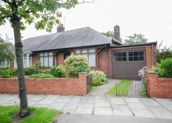 Thumbnail 3 bed bungalow for sale in Derby Crescent, Hebburn