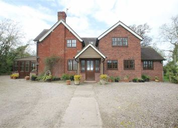 Thumbnail 4 bed detached house for sale in New House Lane, Pulverbatch, Shrewsbury